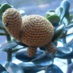 Миниатюра к статье Вязаная черепаха амигуруми — тонкости вязания крючком