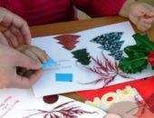 Миниатюра к статье Как сделать новогодние оригинальные открытки своими руками