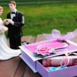 Миниатюра к статье Оригинальные свадебные подарки своими руками