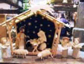 Миниатюра к статье Рождественский вертеп  из бумаги своими руками. Поделки вместе с детьми.