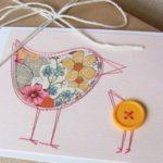 Миниатюра к статье Учим детей вышивать на картоне