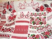 Миниатюра к статье Секреты и правила вышивки свадебных рушников