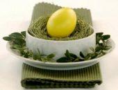 Миниатюра к статье ТОП-10: лучшие идеи украшения пасхальных яиц в различных рукодельных техниках