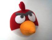 Миниатюра к статье Как сшить красную злую птичку Энгри Бердс из фетра